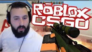 Moe Plays Roblox Counter Strike?