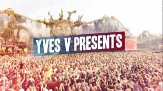 V Sessions Tomorrowland 2012 announcement