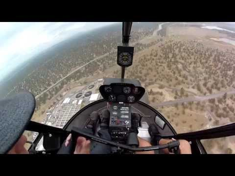 Stuck Right Pedal - Helicopter Flight Maneuvers