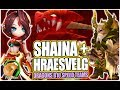 SUMMONERS WAR : Dragons B10 Speed Team w/ Fire Chakram & Wind Barbaric King