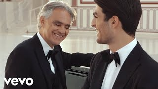 Andrea Bocelli Fall On Me Making Of