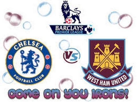 Chelsea vs West Ham United (2-0) Eden Hazard Goal