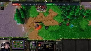 Infi (NE) vs Life (NE) - WarCraft 3 - WC####