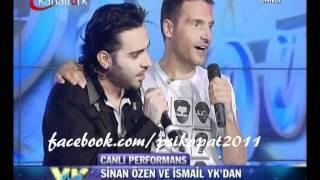 İsmail YK & Sinan Özen - Potpori (14.09.11 / YK Show)