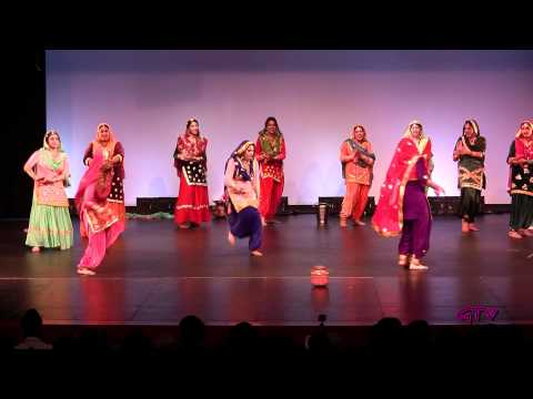 Bay Area Dhamak  Tor Punjaban Di Giddha Competition 2012 video