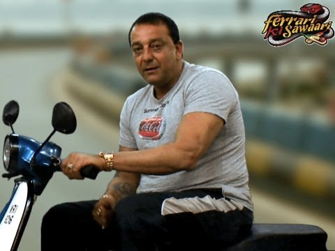 Sanjay Dutt's Take On Ferrari Ki Sawaari