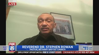 Local pastor reflects on weekend events in Cleveland and across the country