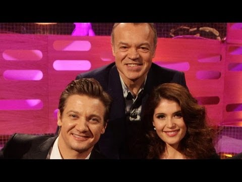GEMMA ARTERTON: Dangerous Karaoke! (The Graham Norton Show)