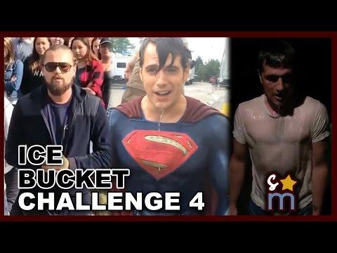 91 Celebs ALS Ice Bucket Challenge #4 - Cavill, DiCaprio, Eminem, Daniel Radcliffe, Josh Hutcherson