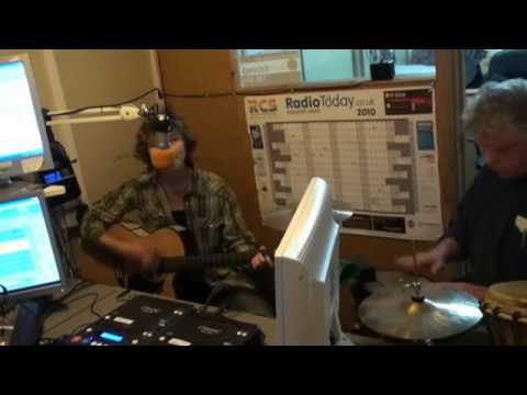 """This is the second part of my first time on the radio!! Enjoy! My own song """"Within a Wall""""."""
