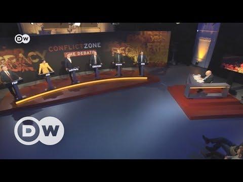 Conflict Zone: Что немецкие партии хотели бы сказать Путину?
