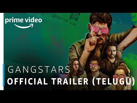 GangStars - OFFICIAL TRAILER 2018 | Telugu TV Series | Jagapathi Babu | Prime Exclusive