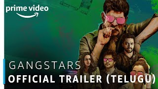 GangStars - OFFICIAL TRAILER 2018   Telugu TV Series   Jagapathi Babu   Prime Exclusive