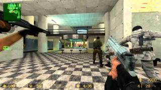 Counter-Strike: Source - Stadium