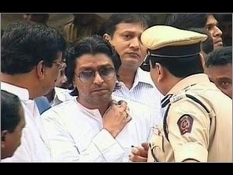 Harrassed by Uddhav's men Mumbai cop seeks justice from Raj Thackeray