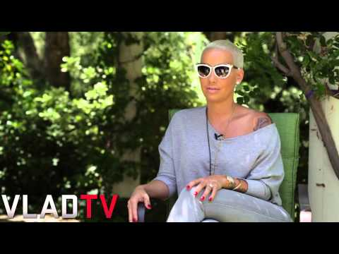 Amber Rose on Falling for Wiz, Miscarrying & More Kids