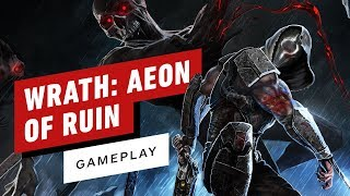 11 Minutes of Wrath: Aeon of Ruin Gameplay (Quake-Style FPS)