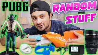 Unboxing Random Stuff From Daraz PK | Review | Gadgets Gate