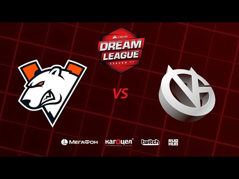 Virtus.pro vs Vici Gaming, DreamLeague Season 11 Major, bo5, game 1 [4ce & Lex]