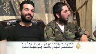 اتهام الشيخ مصطفى الحجيري بالانتماء لمنظمة إرهابية