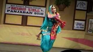 Miss Jaban-Niku Mand-Solo Dance