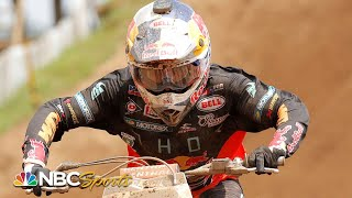 Pro Motocross Round No. 8 Spring Creek | EXTENDED HIGHLIGHTS | 7/20/19 | Motorsports on NBC