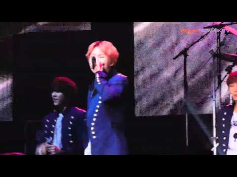 BtoB - Born TO Beat (Live) @ Sundown Festival 2012
