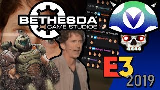 [Vinesauce] Joel - E3 2019: Bethesda ( With Chat )