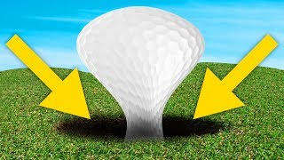 MOST IMPOSSIBLE HOLE IN ONE!? (Golf It)