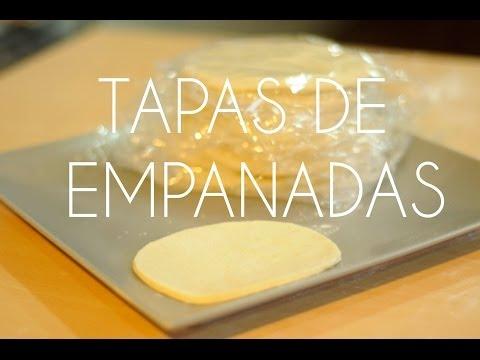 Receta Tapas de Emapanadas Caseras | Fácil y Económico - CocinaconVero #16