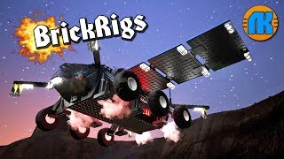 FLYING ROVER WITH A SELF-PROPELLED BOMBS \ GAME \ Brick Rigs FREE DOWNLOAD \ СКАЧАТЬ БРИК РИГС !!!