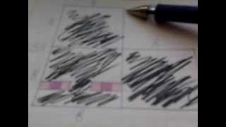 Майнкрафт из бумаги. 1 серия-Эндермен