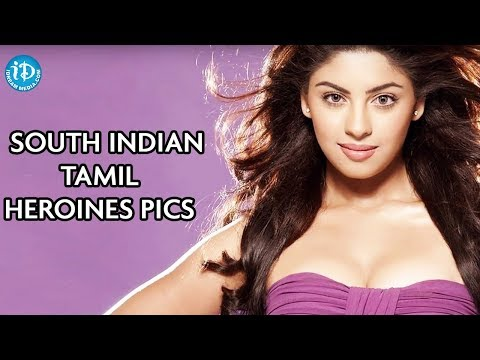 South Indian Tamil Heroines Hot Unseen Pics 2014 video