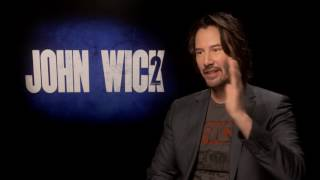 Keanu Reeves has sleepovers at Laurence Fishburne's house