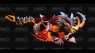 World of warcraft, nuevas monturas!! (5.1), español