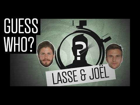 GUESS WHO? #1 - Lasse & Joël