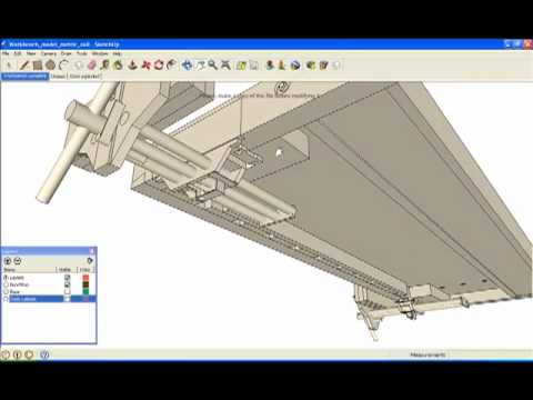 sketchup videos for woodworking