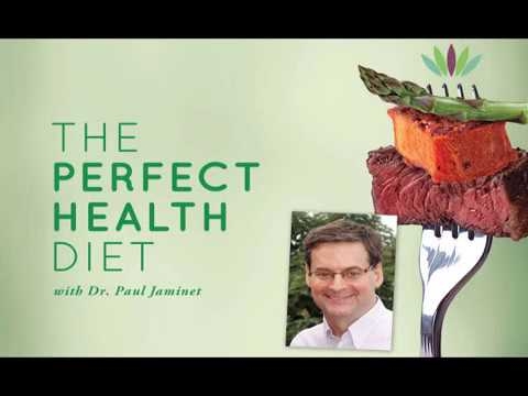 Live to 110 Podcast #14: The Perfect Health Diet with Dr Paul Jaminet