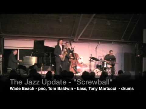 "The Jazz Update Band live at the Montpelier Arts Society ""Jazz Series"" on May 5, 2011. Laurel Maryland, USA. ""Screwball"" is a song off their 2010 CD ""Brother..."