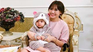 Hari Won muốn có con gái Trấn Thành phản ứng gây choáng thế này đây