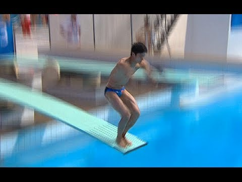 Diving Men's 1m Springboard -  27th Summer Universiade 2013 - Kazan (RUS)