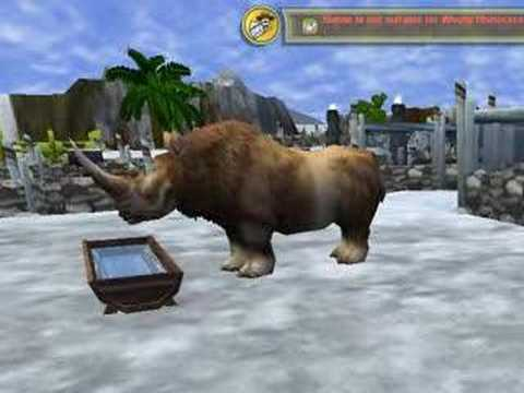 Zoo Tycoon 2 Extinct Animals Video