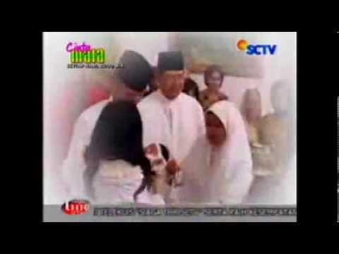 Almira Tunggadewi yudhoyono ( Acara aqiqah dan Pengajian di Istana )
