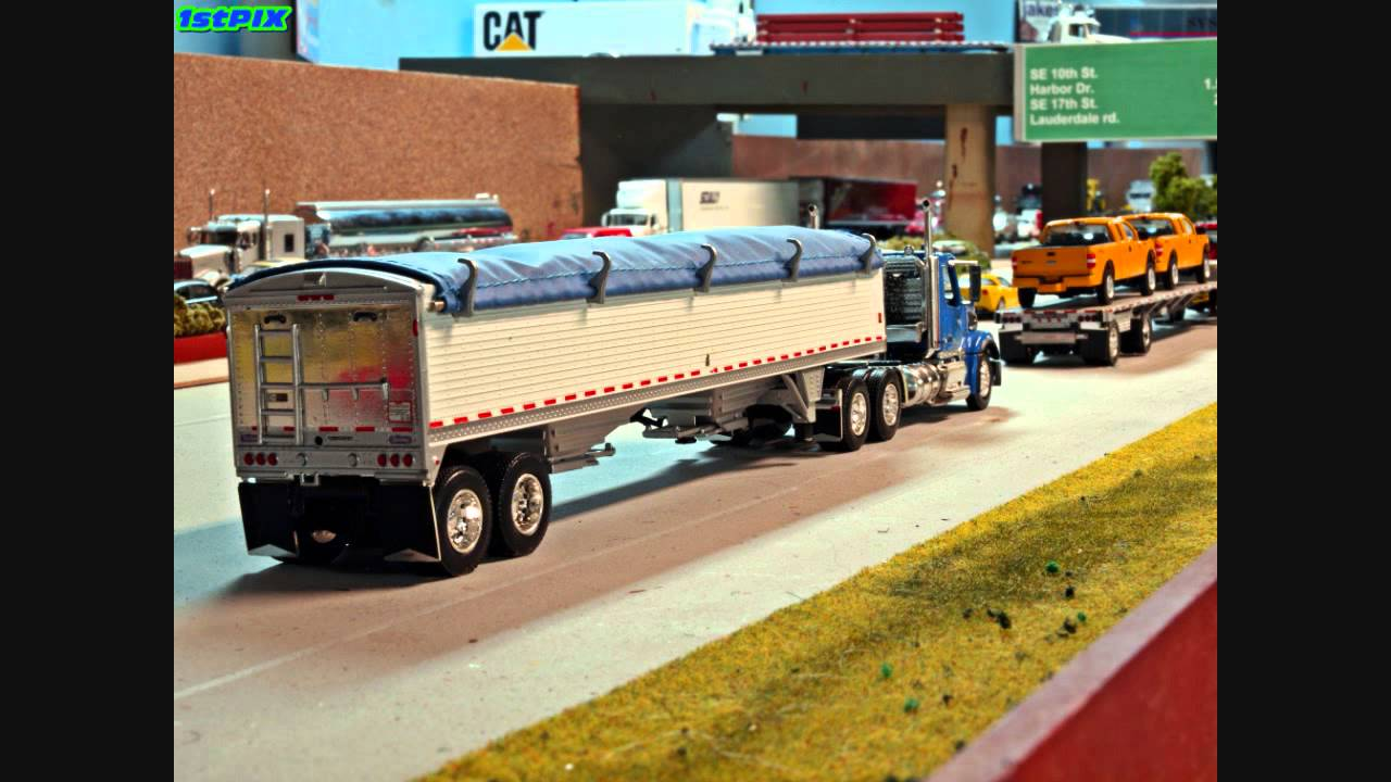 1stPix DIECAST DIORAMAS: 1:64 Trucks, Trucks, & More ...