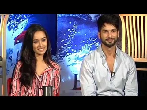 What Shahid Kapoor likes best about his character in Haider