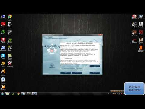 How to install - Assassin's Creed III Proper [RELOADED]