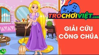 Game giải cứu công chúa - Video hướng dẫn cách chơi game