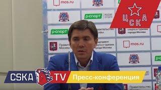 Игорь Никитин: Это предсезонный хоккей