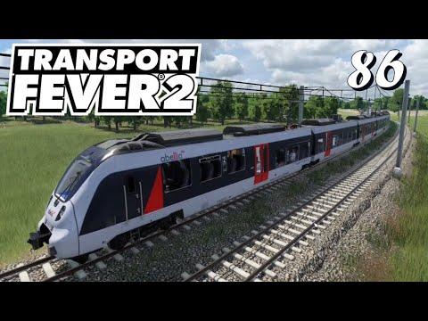 Transport Fever 2 S6/#86: Linien-Verweigerung, der Abellio zeigt wie es geht [Lets Play][Deutsch]