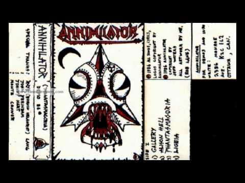 Annihilator - Phantasmagoria